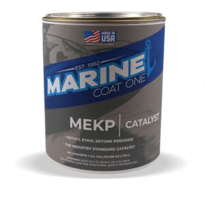 Marine Coat One MEKP Catalyst - One Gallon