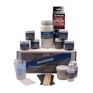 Marine Coat One Professional Gel Coat Repair Kit